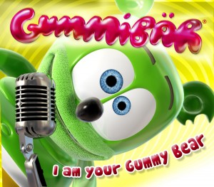 I Am Your Gummy Bear CD