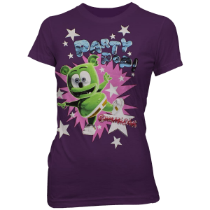 Ladies Party Pop T-Shirt