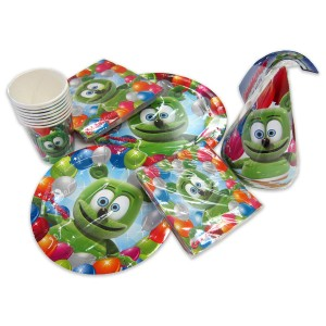 Gummibär Party Supply Set