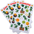 st patricks day sticker sheets