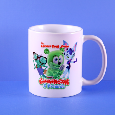 Limited Edition: Gummibär & Friends 11oz Mug
