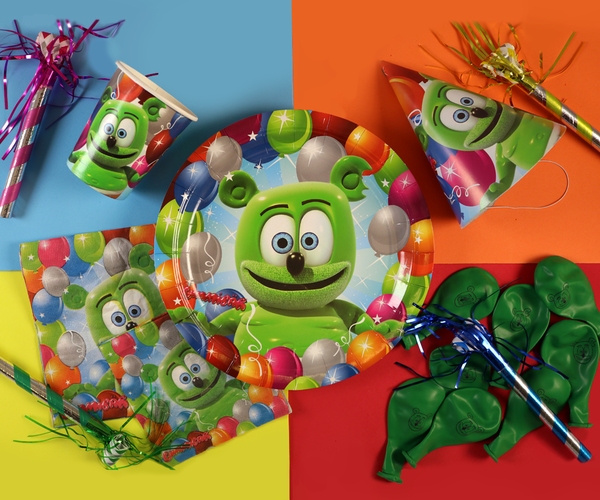 Gummibär (The Gummy Bear) Festive Party Set