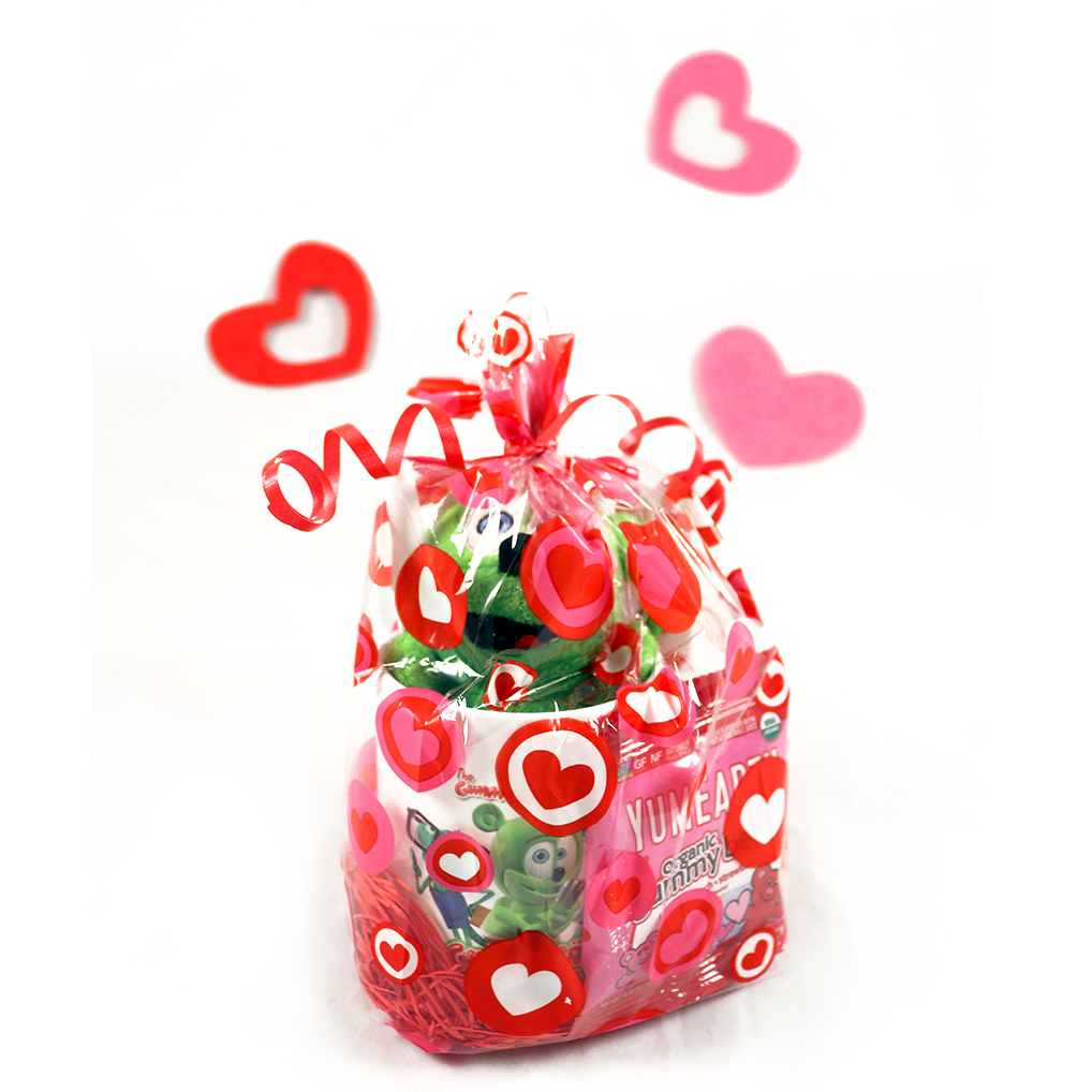 Gummibär (The Gummy Bear) Valentine's Day Gift Set