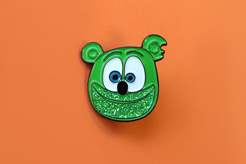 Gummibär (The Gummy Bear) Enamel Pin