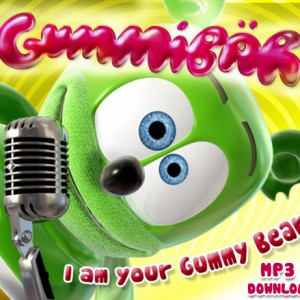 I Am Your Gummy Bear MP3 Album