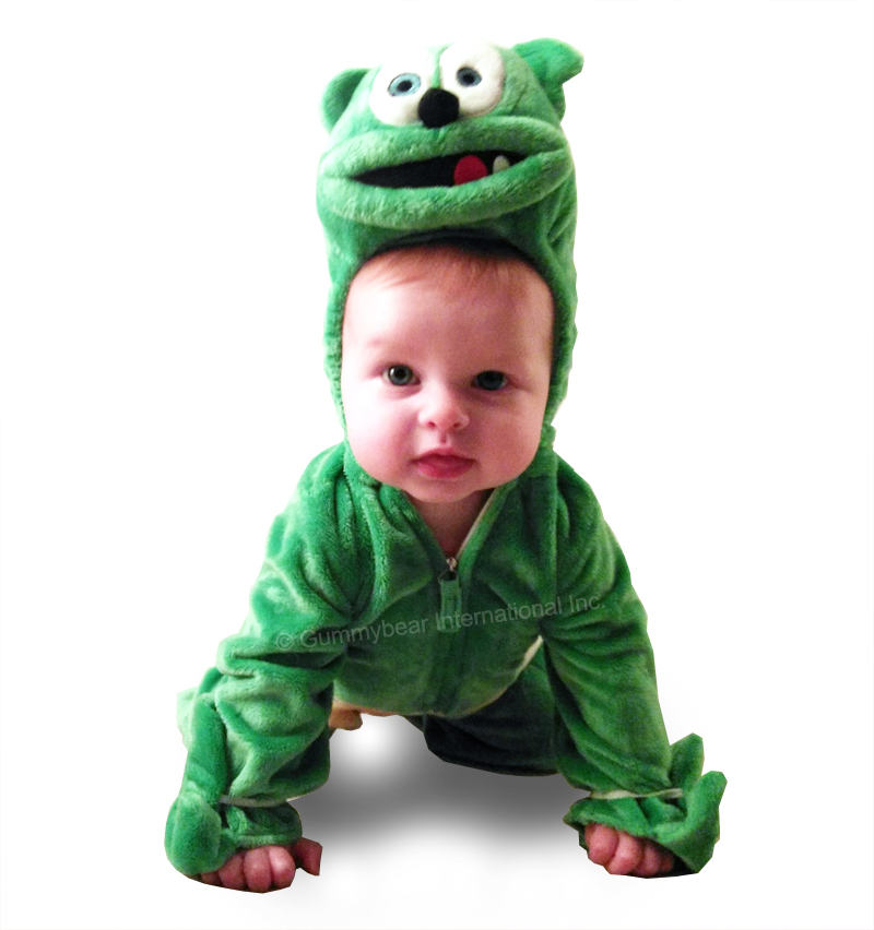 Children\'s Gummibär (The Gummy Bear) Costume – Gummibär Shop