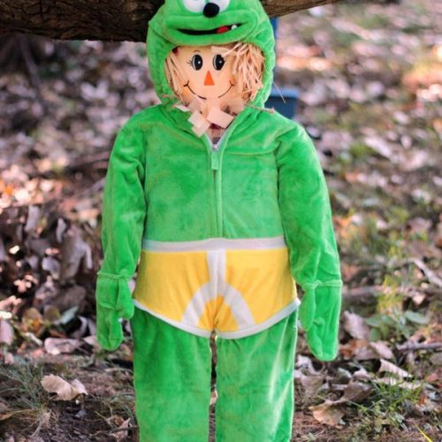 Children's Gummibär (The Gummy Bear) Costume