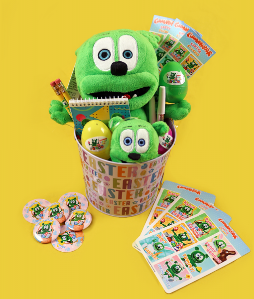 gummibar the gummy bear easter basket i am a gummybear song gummybear international adorable easter basket goodies for children